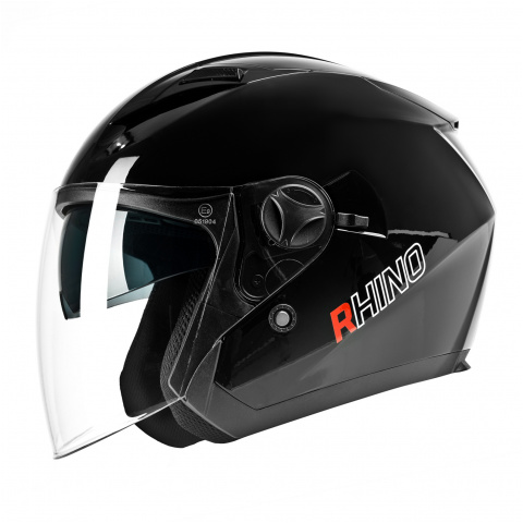 RHINO KASK TOURING BLACK GLOSS S