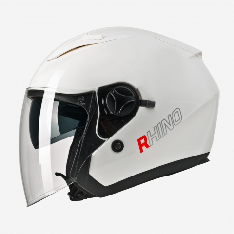 RHINO KASK TOURING WHITE GLOSS S