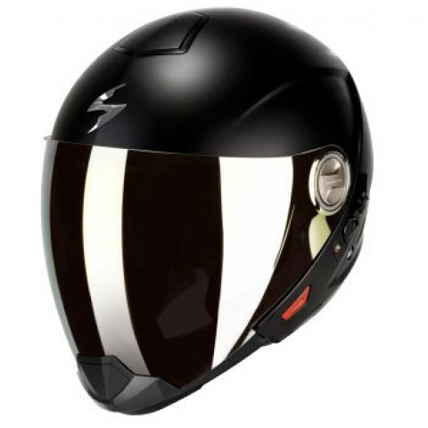 SCORPION KASK EXO-300 AIR BLACK MATTE L