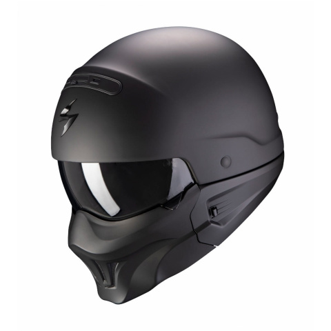 SCORPION KASK EXO-COMBAT EVO MATT BLACK XL