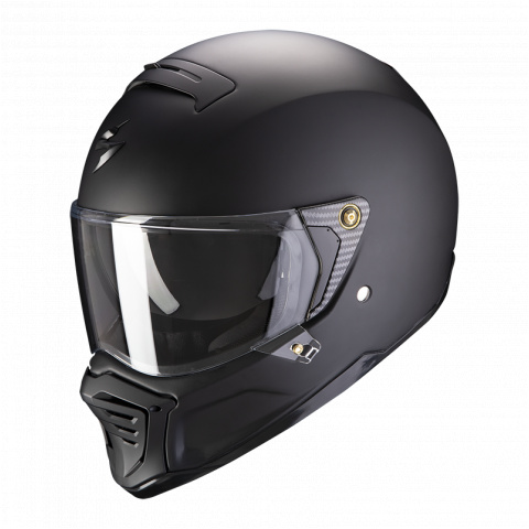 SCORPION KASK EXO-HX1 SOLID MAT BLACK XL