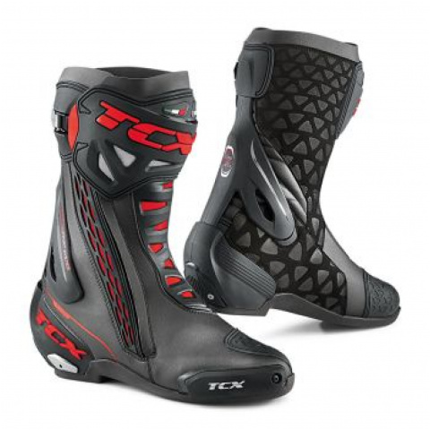 TCX BUTY RT-RACE BLACK/RED 45