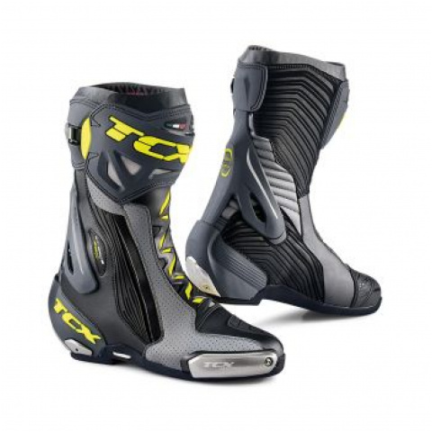 TCX BUTY RT-RACE PRO AIR BLACK/GREY 44