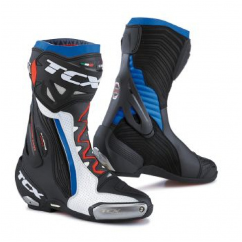 TCX BUTY RT-RACE PRO AIR WHITE/BLACK/RED 45